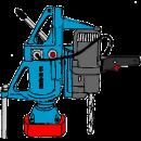 Magnetborrmaskin, Duss D32 4-växlad